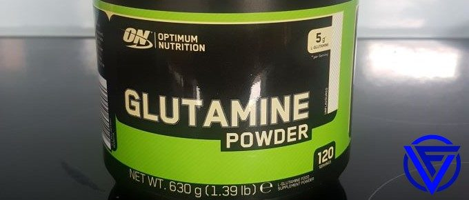 on glutamine powder featured image