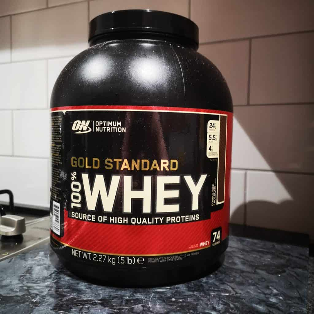 whey protein for getting cut