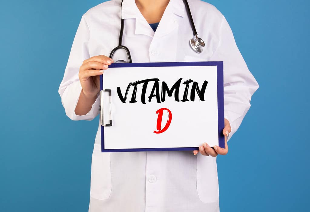 vitamin d for healing leaky gut