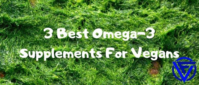 3 Best Omega-3 Supplements For Vegans